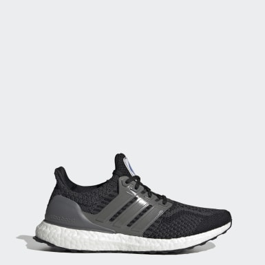 Women Running Black Ultraboost 5.0 DNA Shoes