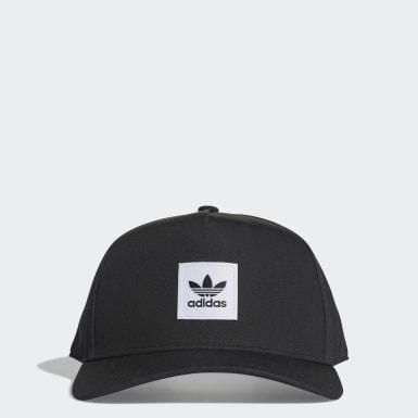 Originals Black A-frame Cap
