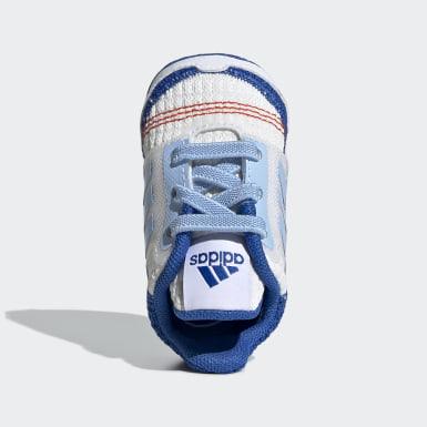 Infant & Toddler Training White UltraCrib Shoes