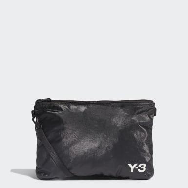 Y-3 černá Taška Y-3