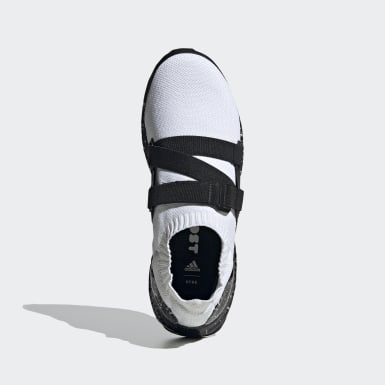 Men Originals White HYKE Ultraboost AH-001 Shoes