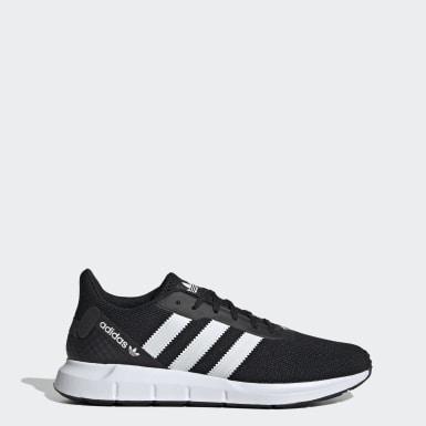 Originals สีดำ รองเท้า Swift Run RF