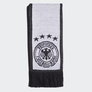 Fodbold Hvid Germany halstørklæde