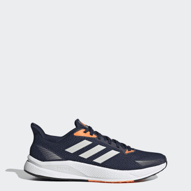 Men Running Blue X9000L1 Shoes