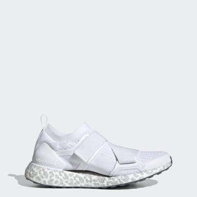 Ultraboost X Shoes Bialy