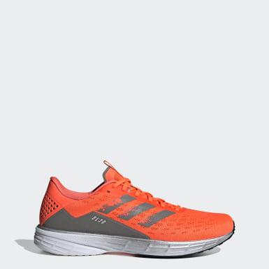 Heren Hardlopen Oranje SL20 Schoenen