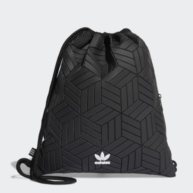 Originals Black 3D Gym Sack
