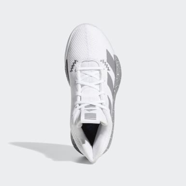 Kids 4-8 Years Basketball White Pro Next Shoes