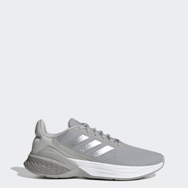 Women Running Grey Response SR Shoes
