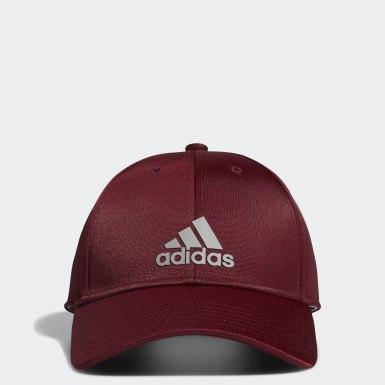 Men Training Red Decision 2 Hat