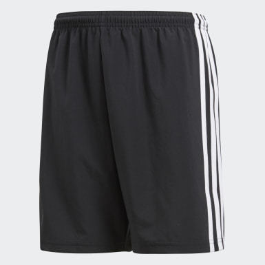Short Negro Niño Fútbol