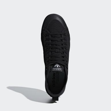 Chaussure Nizza High Top noir Hommes Originals