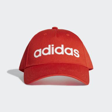 ไลฟ์สไตล์ สีแดง หมวแก๊ป Daily