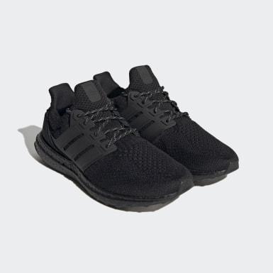 Running Black Pharrell Williams Ultraboost DNA Shoes
