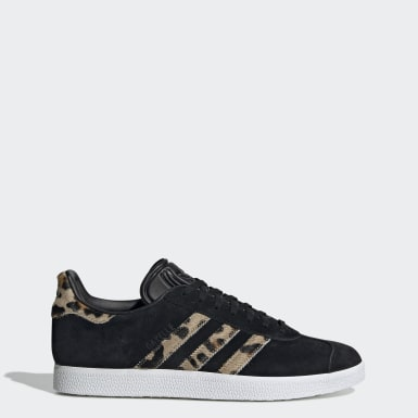 Sapatos Gazelle Preto Homem Originals