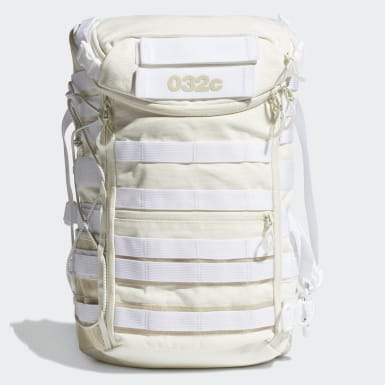 Originals White 032C Backpack