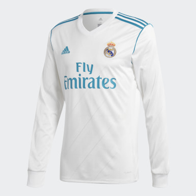 Jersey Real Madrid Home Replica