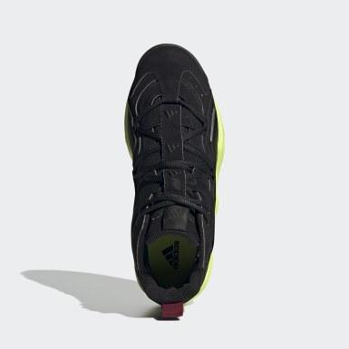 черный Высокие кроссовки Top Ten 2000