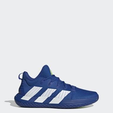 Netbal Blauw Stabil Next Gen Schoenen