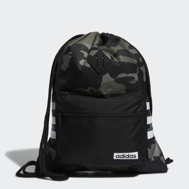 Essentials Multicolor Classic 3-Stripes Sackpack