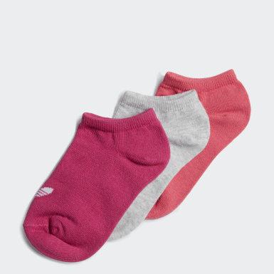 Deti Originals ružová Ponožky Liner