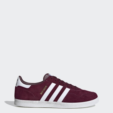Dam Originals Burgundy Turf Royal Shoes