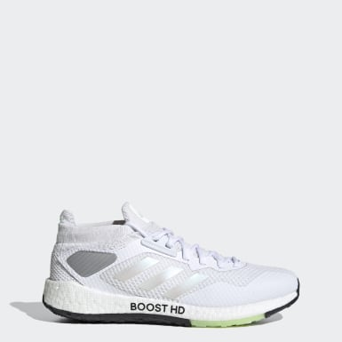 Tênis Pulseboost HD Branco Mulher Running