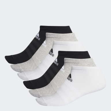 Training Grey Low-Cut Socks 6 Pairs
