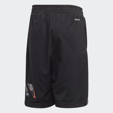 Kids Basketball Black Harden Geek Up Shorts