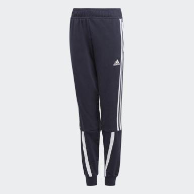 Boys Træning Blå Bold bukser