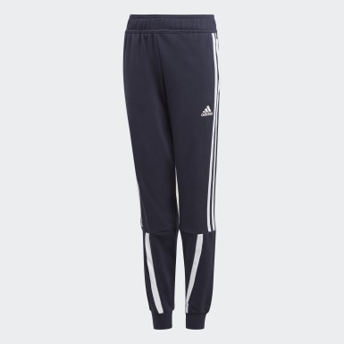 Boys Training Blue Bold Joggers