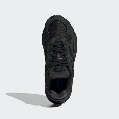Kadın Originals Siyah Falcon Ayakkabı