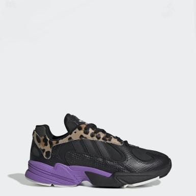 Originals Zwart Yung-1 Schoenen