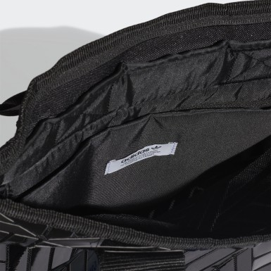 Mochila Roll-Top Negro Originals