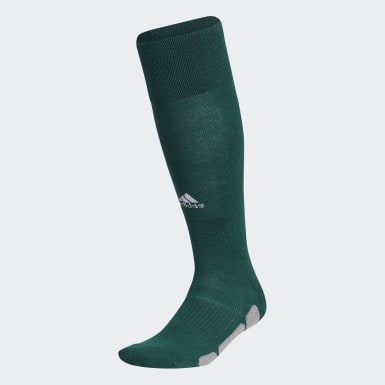 Baseball Green Utility Knee Socks