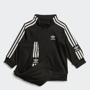 Kids Originals Black Track Suit