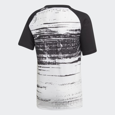 Camiseta calentamiento Juventus Blanco Niño Fútbol