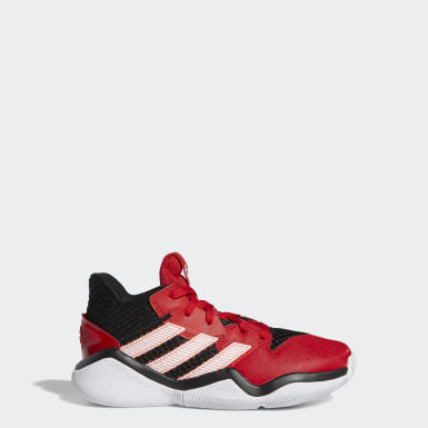 Sapatos Stepback Harden Preto Criança Basquetebol