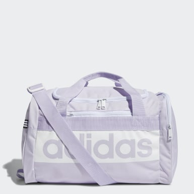Essentials Purple Court Lite Duffel Bag