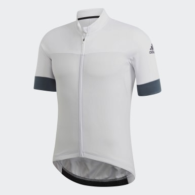 Men Cycling Grey rad.trikot Cycling Jersey