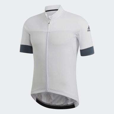 Άνδρες Ποδηλασία Γκρι rad.trikot Jersey