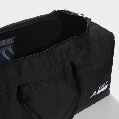 Training Black Locker Room Pro Duffel Bag