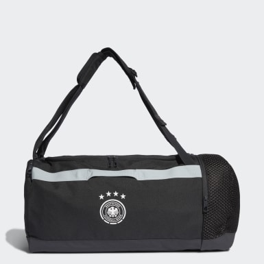 Fußball DFB Duffelbag Grau