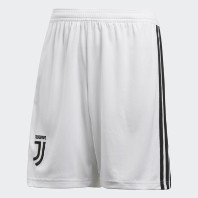 Juventus Home Shorts