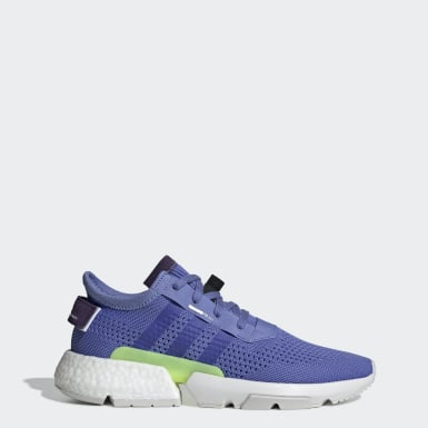 Men's Originals Blue POD-S3.1 Shoes