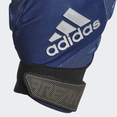 Men's Football Blue Freak 4.0 Gloves
