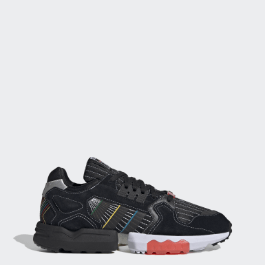 Originals Black ZX Torsion Shoes