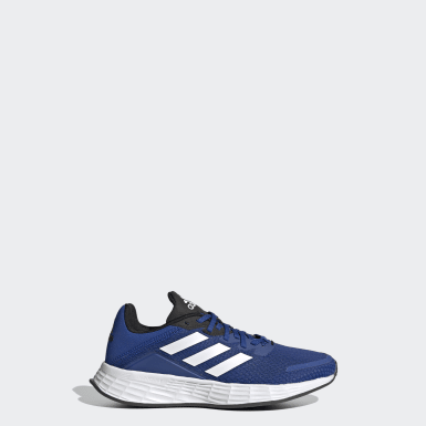 Kids Running Blue Duramo SL Shoes