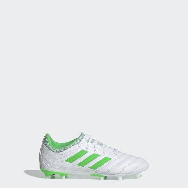 белый Футбольные бутсы Copa 19.3 FG