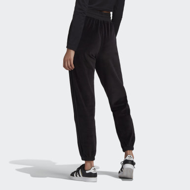 Women Originals Black LOUNGEWEAR Slim Joggers